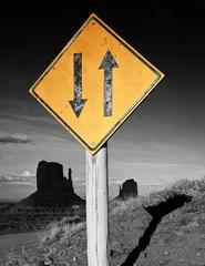 Bob Kolbrener - Arrows, Monument Valley