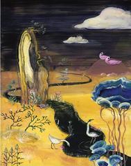 Golden Landscape Archival Pigment Print