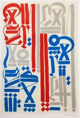 American Revolutionaries, Serigraph