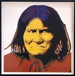 Andy Warhol - Geronimo