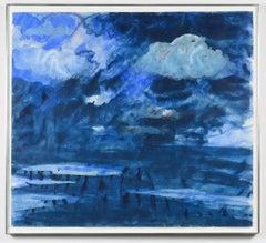 Sunset (Blue)