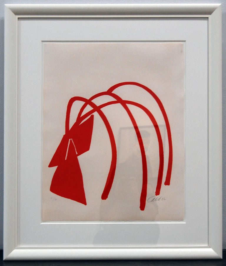 Four Arches  - Print by Alexander Calder
