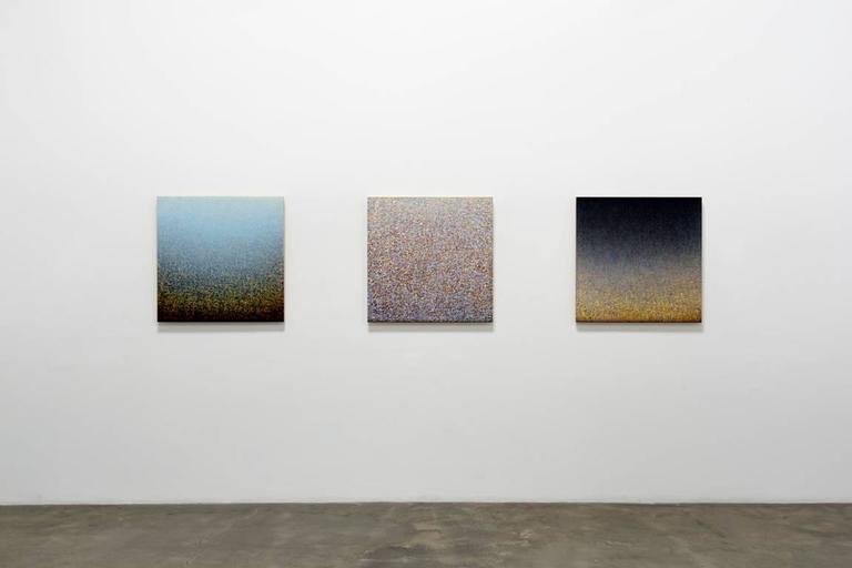 Sirocco, 2010 acrylic painting on panel 30 x 30