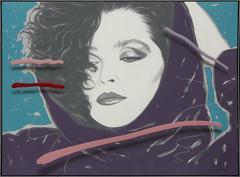 """Mystique""  49x67""  Oil on Canvas"