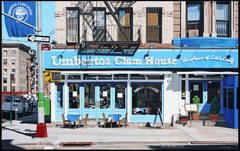 """Umberto's Clam House, Acrylic on panel 20x31"""""""