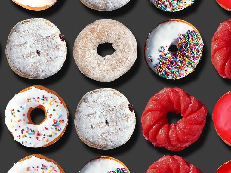 Mojo Donuts, 46x38