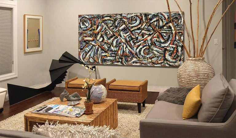 The Journey, 48x96, For Sale 1