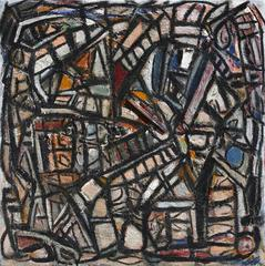 "Composition in Texture, 36x36"", 2008"