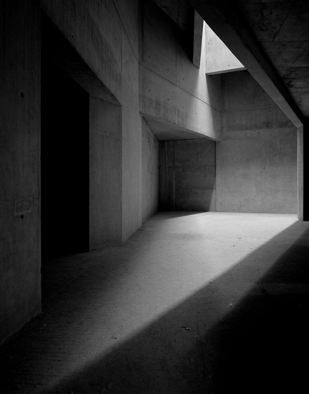 H 233 L 232 Ne Binet Jewish Museum Architecture By Daniel Libeskind Photograph At 1stdibs