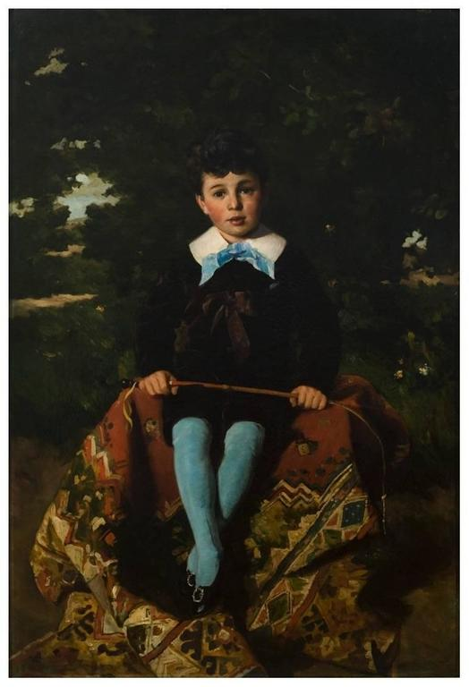 """Portrait of a Boy"""