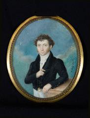 Portrait of Louis Skutch