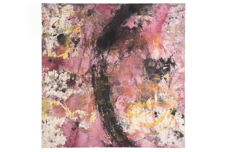 Angel Santiago Plata Abstract Painting - Miami