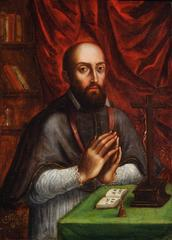 Portrait of St. Francis Borgia