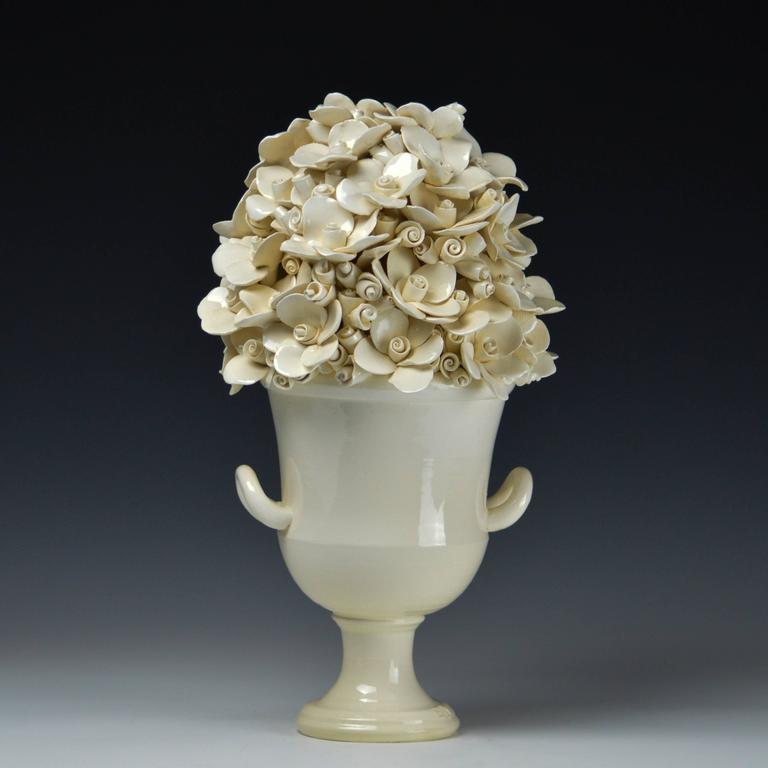 Michael Boroniec - Bouquet White I  1