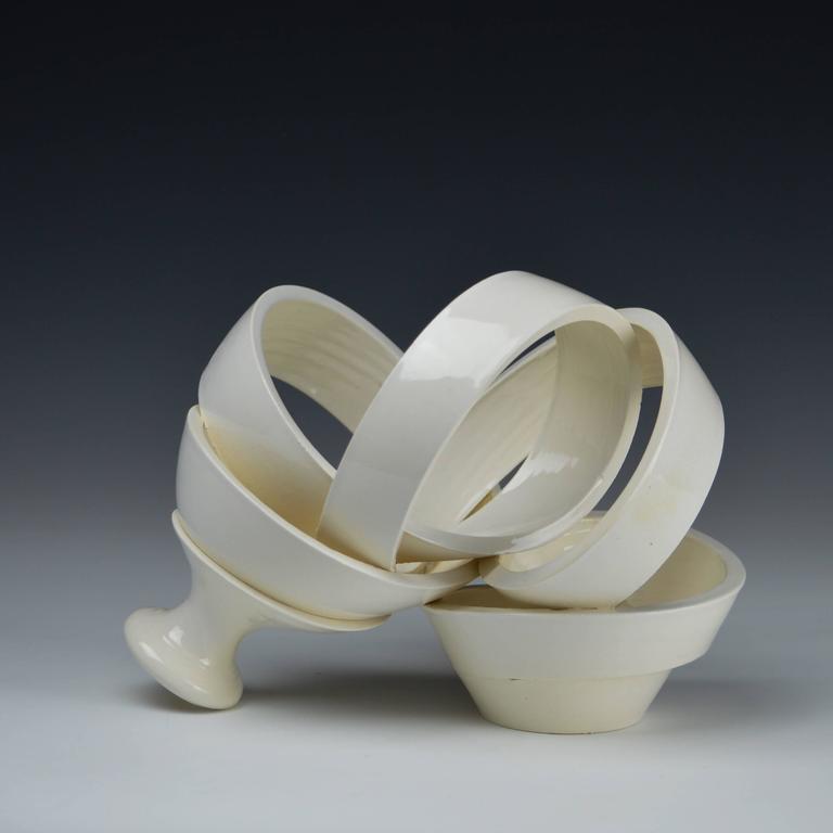 Michael Boroniec - Ribbon White I  1