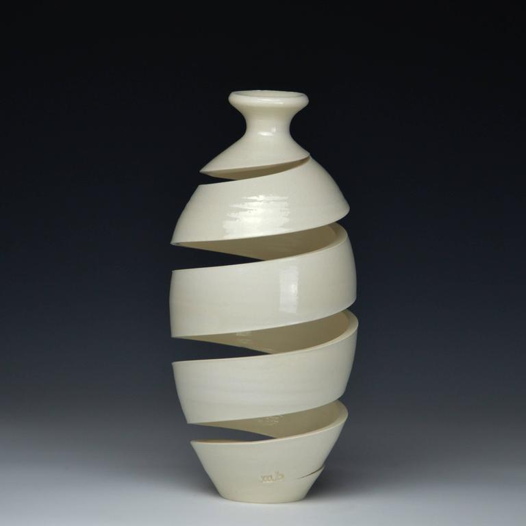 Michael Boroniec - Spatial Spiral White III  1