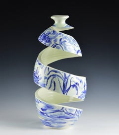 Michael Boroniec - Spatial Spiral Willow Ware I