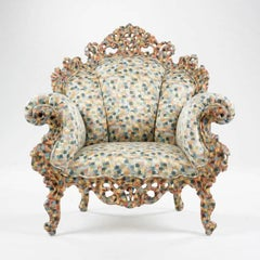 "Alessandro Mendini - Armchair ""Proust"" by Alessandro Mendini"