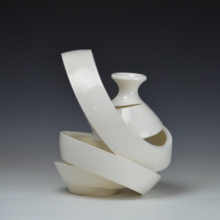 Spatial Spiral: Ribbon V 2