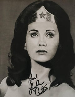 Lynda Carter aka Wonder Woman