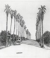Robert Bechtle - Burbank Street, Alameda