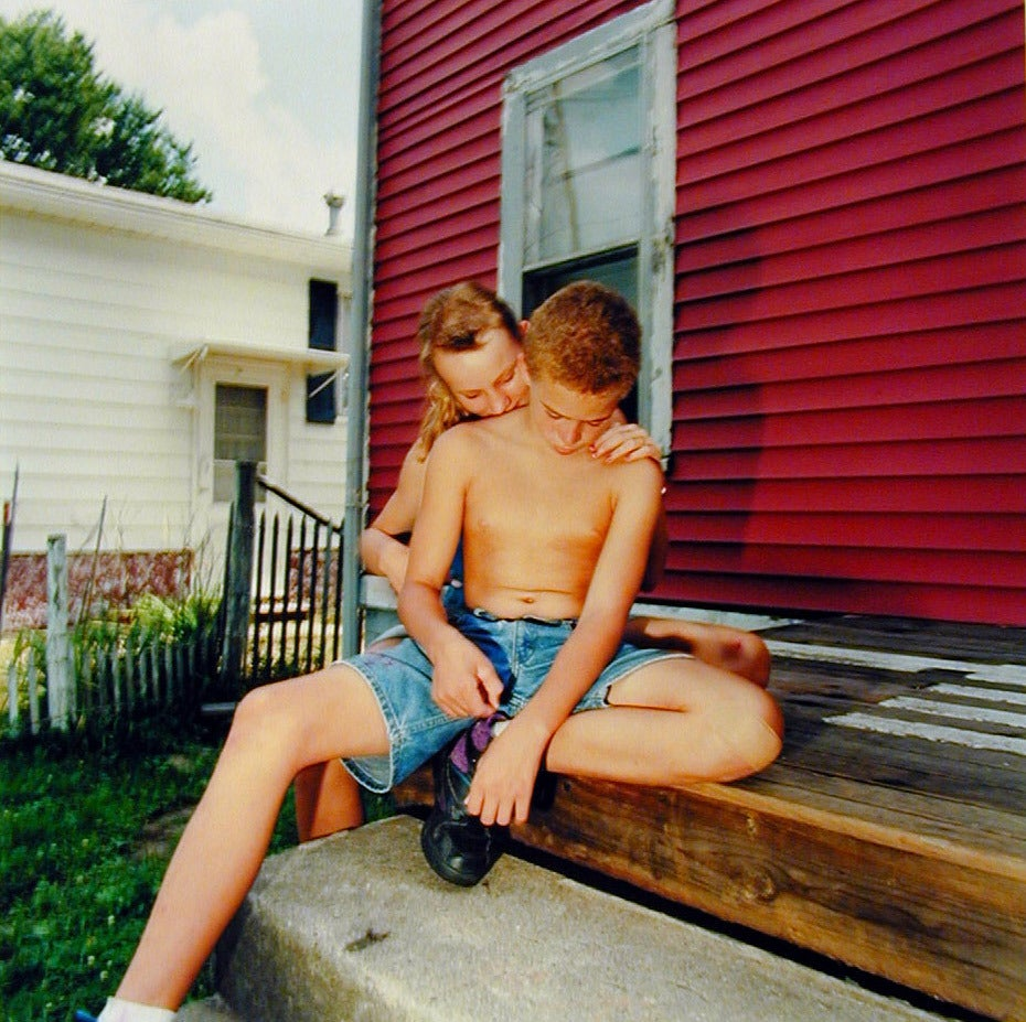 Untitled - Galesburg (Josh and His Girlfriend)