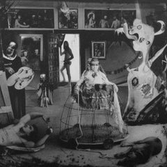 Joel-Peter Witkin: Twelve Photographs, with Poem by Galway Kinnell