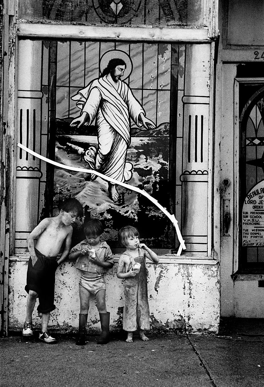Storefront Christ and Children, NYC