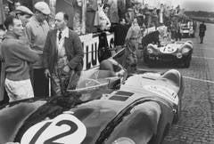 Stirling Moss, Jaguar Pits