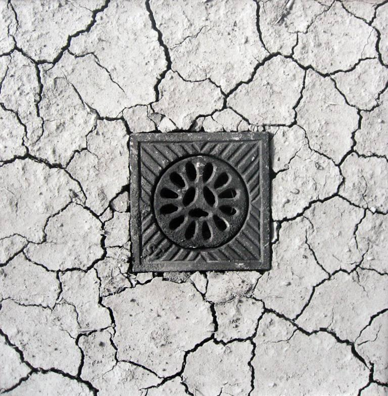 <i>Untitled, Madrid (drain)</i>, 1997, by Chema Madoz, offered by PDNB Gallery