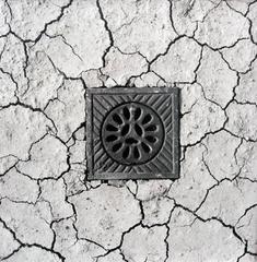 Untitled, Madrid (drain)