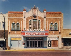 Barron Theater, Pratt, KS