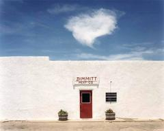 Dimmit Meat Company, Dimmit, Texas from On The Plains series