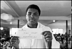 The Secret of Muhammad Ali