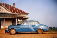 House & Car, Near Akron, Alabama