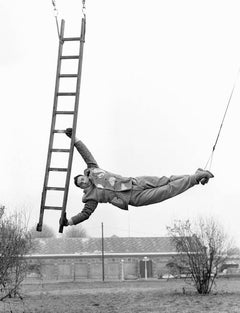 Untitled (Man and Ladder)