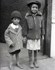 Age of Innocence (Depression in Harlem - Brother and Sister)