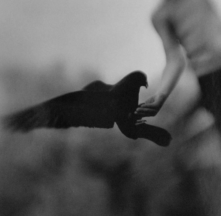 Keith Carter b.1948 Figurative Photograph - Open Hand