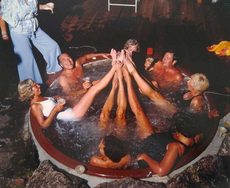 Bill Owens Portrait Photograph - We don't have to conform, from Suburbia