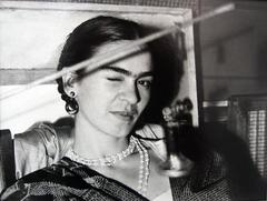 Frida Winking, New Workers School, NY