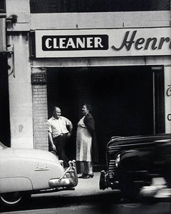 NYC Street Scene (Henry Cleaners)