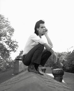 Nick Cave on my roof