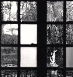 Window View, Château de Haroué, Lorraine, France