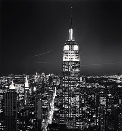 Empire State Building, Study 2, New York, New York, USA