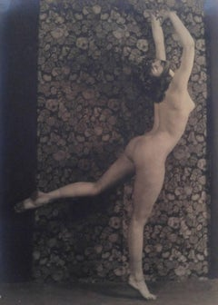 Nude Dancer, from The Female Figure Series