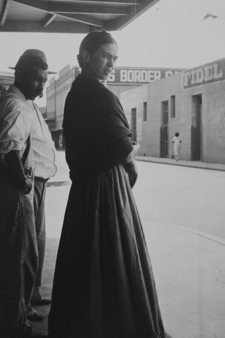Frida at the Border, Laredo, TX