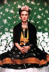 Frida Kahlo on Bench, 2nd Edition