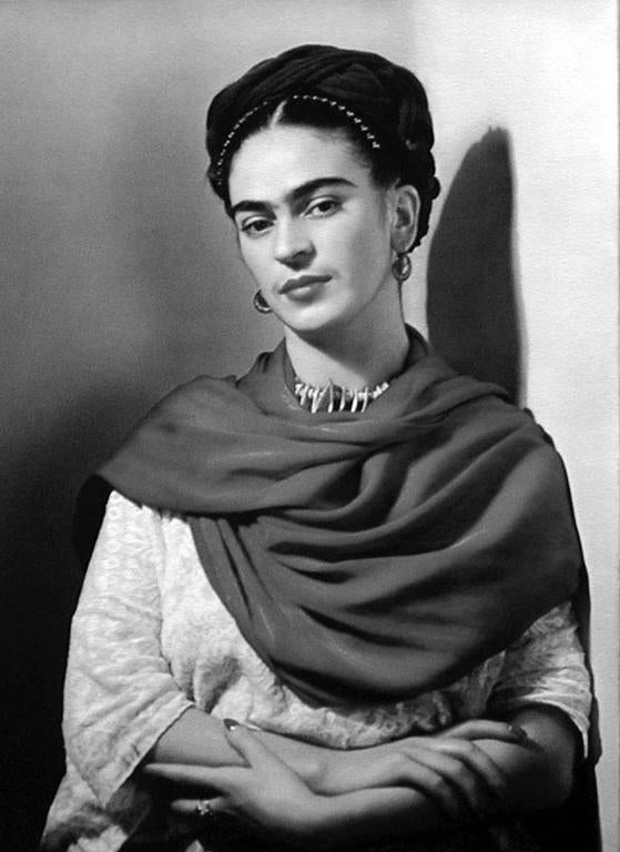 Nickolas Muray - Frida Kahlo 1