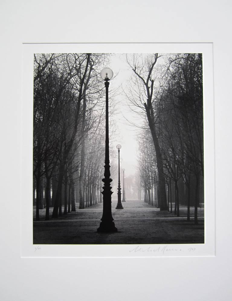 Tuileries Gardens, Study 4, Paris, France 3
