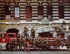 Firemen, New York City Fire Department